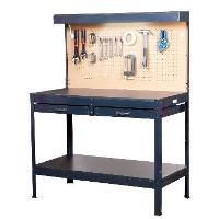 MULTIPURPOSE WORKBENCH W/ CABINET LIGHT